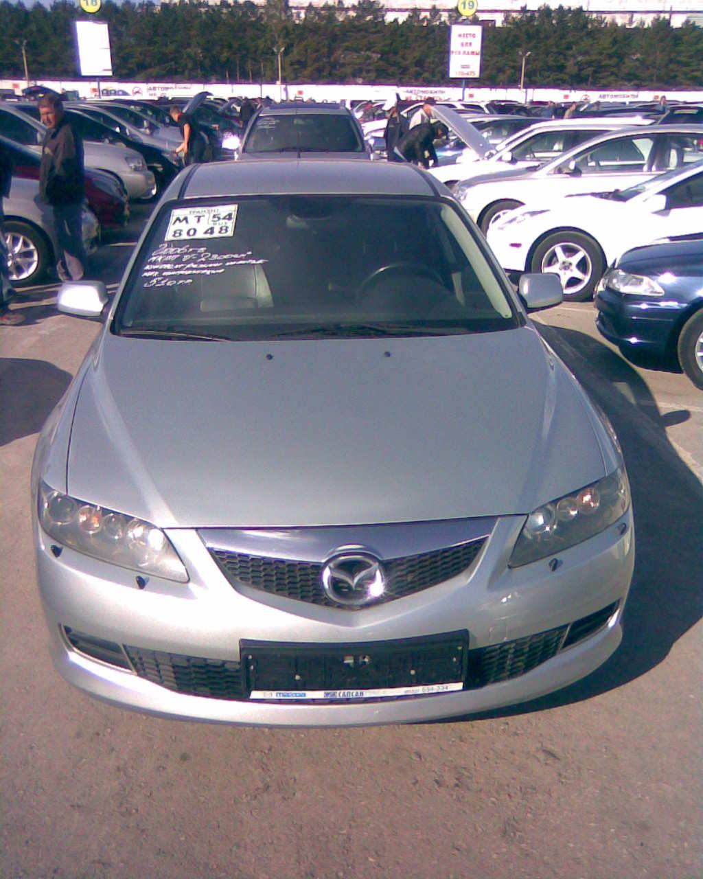 2006 Mazda Mazda6 Photos, 2.3, Gasoline, FF, Manual For Sale