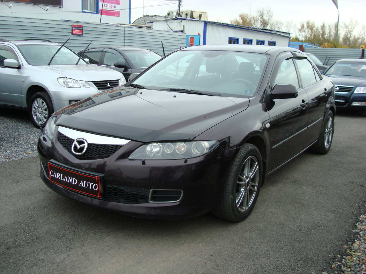 used 2006 mazda mazda6 photos 2000cc gasoline ff automatic for sale. Black Bedroom Furniture Sets. Home Design Ideas