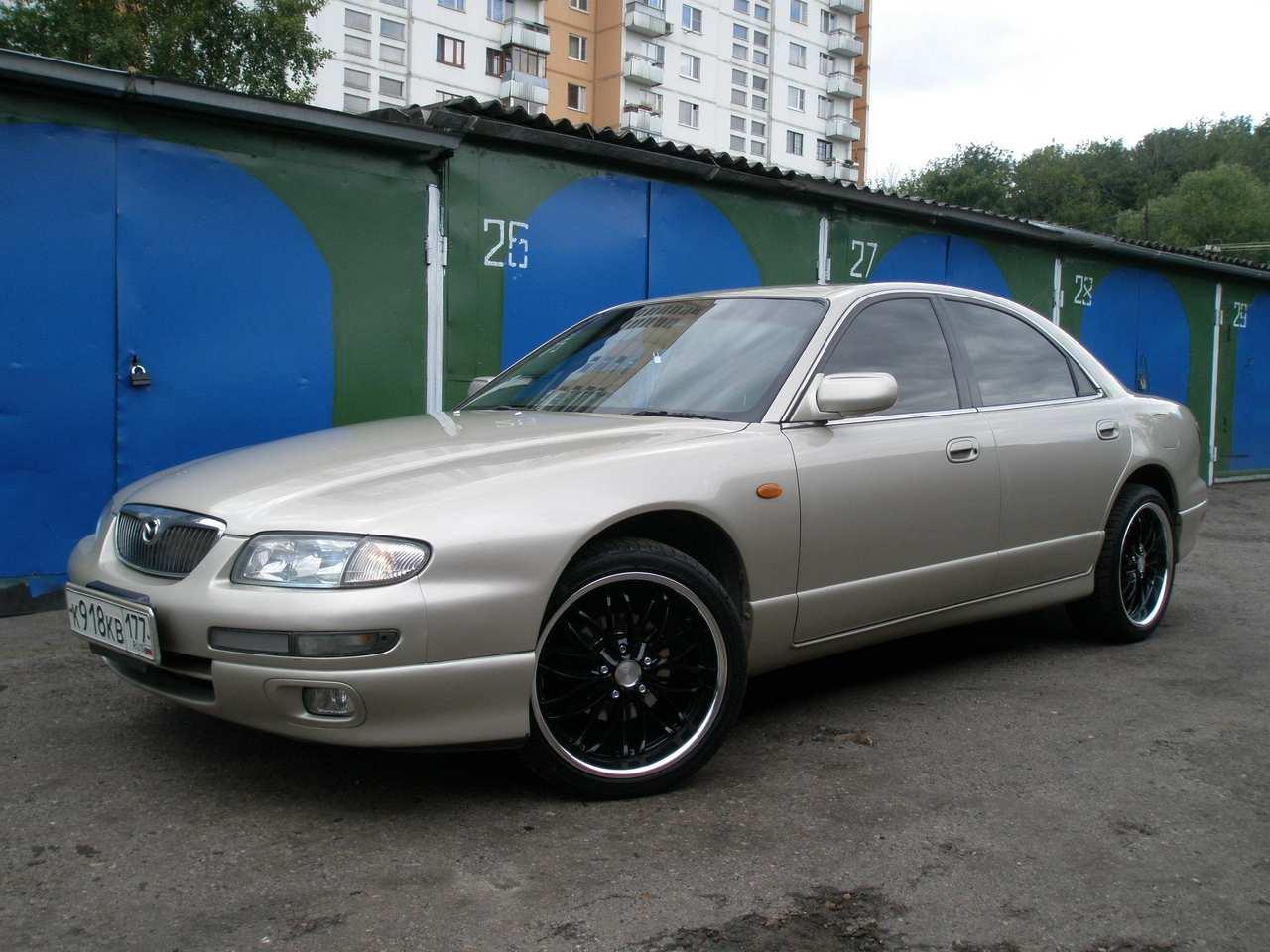 2000 Mazda Millenia Pics 2 5 Gasoline Ff Automatic For Sale