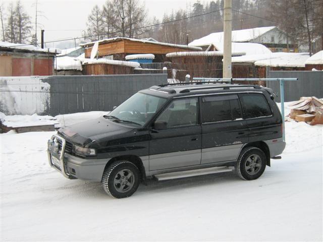 1998 Mazda Mpv Pics