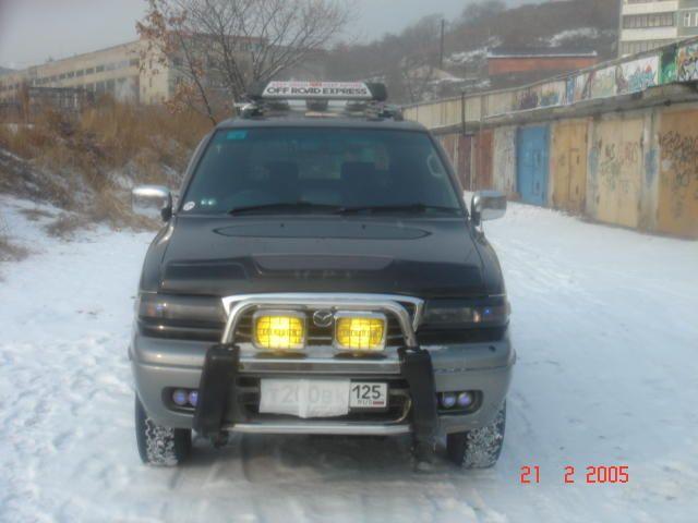 фото mazda mpv, 1998 г.