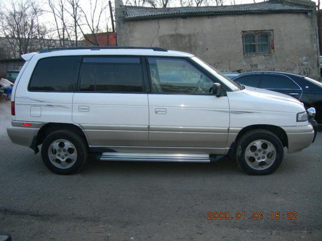 1999 Mazda Mpv Pictures