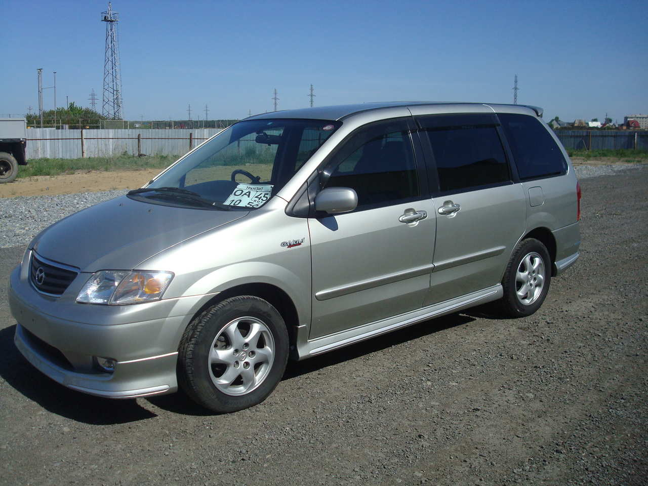 Car Door Window Replacement Cost >> 2001 Mazda MPV For Sale, 2.5, Gasoline, Automatic For Sale
