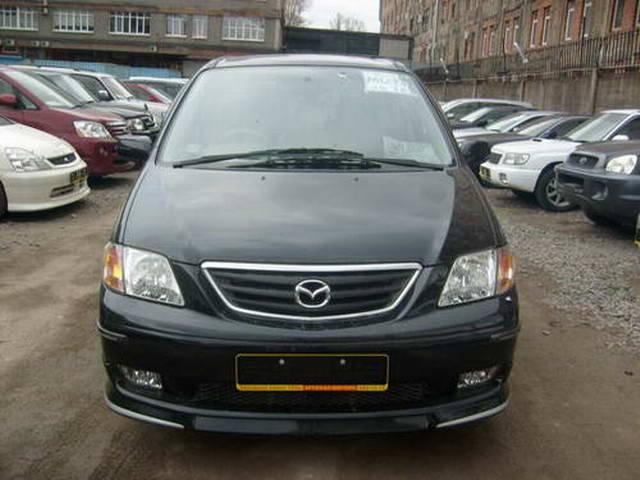2001 Mazda Mpv Specs  Engine Size 2 0  Fuel Type Gasoline