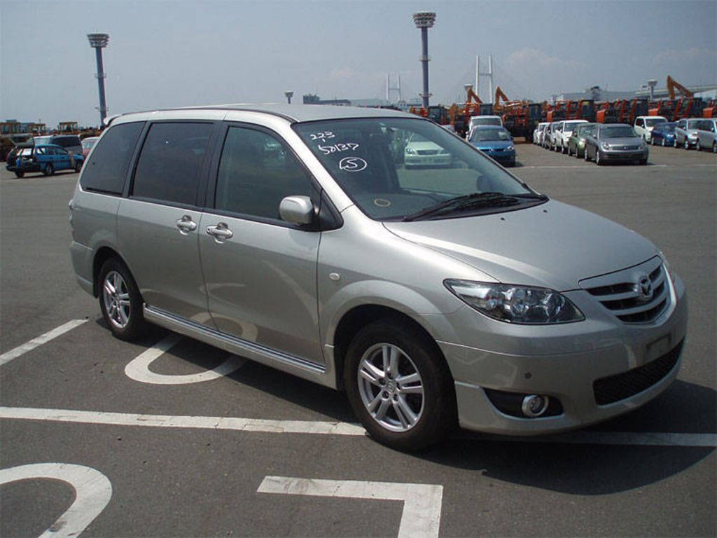 Car Door Window Replacement Cost >> 2003 Mazda MPV Pictures, 2300cc., Gasoline, Automatic For Sale