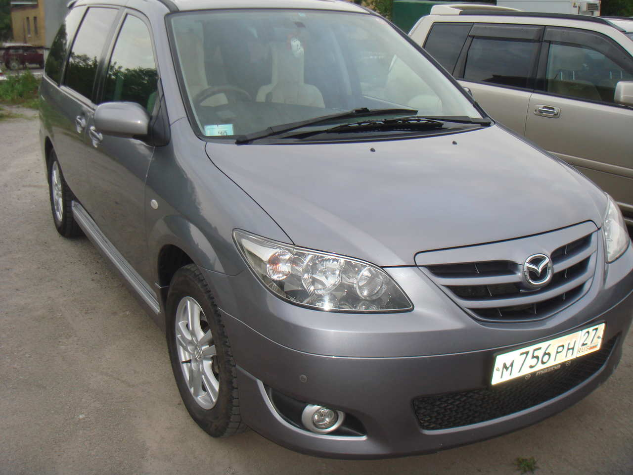 used 2004 mazda mpv photos 2300cc gasoline ff. Black Bedroom Furniture Sets. Home Design Ideas