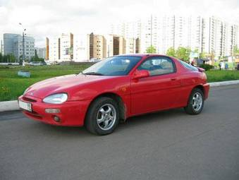 1996 Mazda Mx 6 For Sale 1 6 Gasoline Ff Manual For Sale