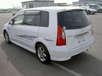 used 2001 mazda premacy images, 1830cc., gasoline, ff, automatic for