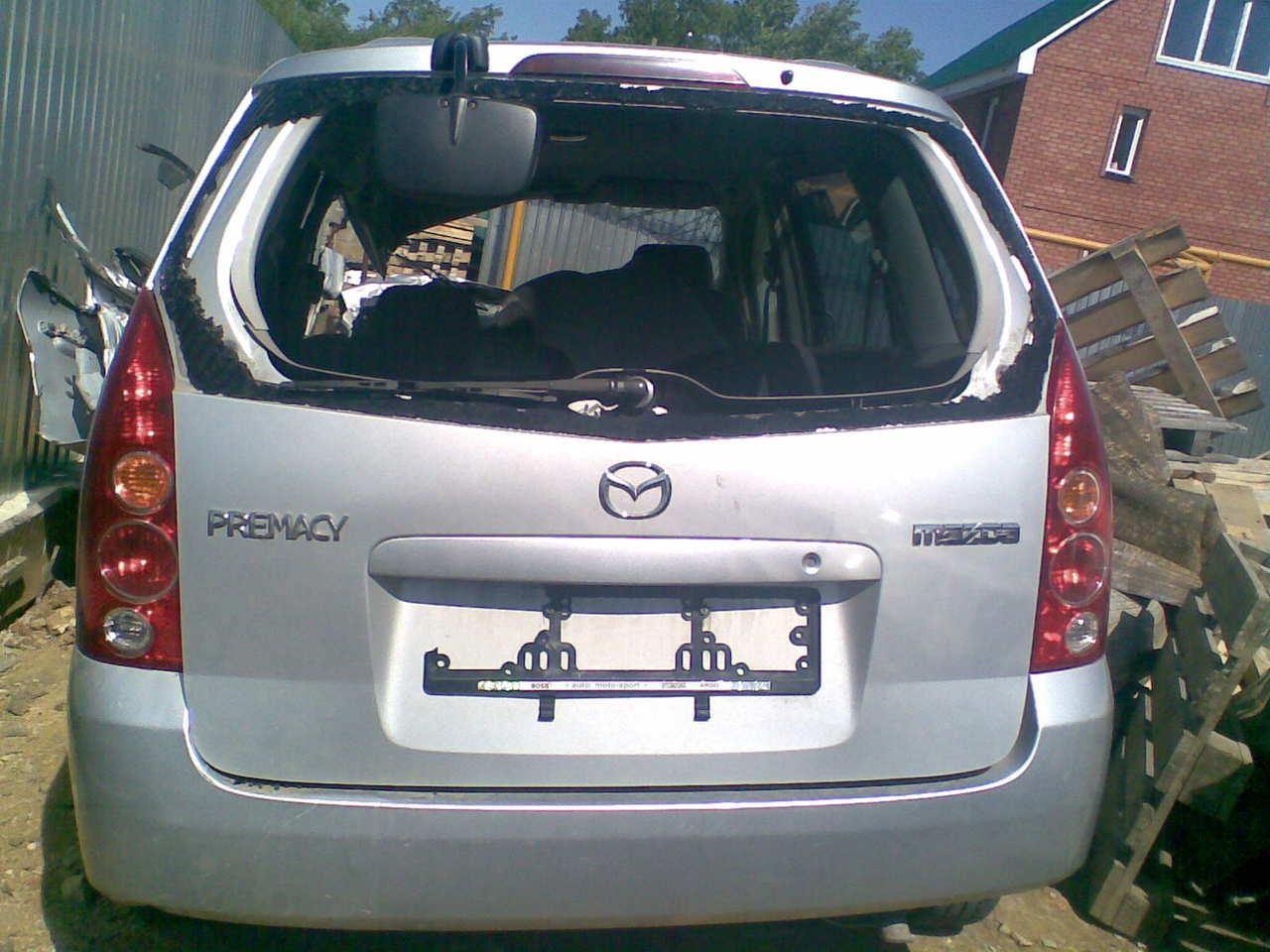 Mazda Premacy For Sale Gasoline FF Automatic For Sale - Mazda premacy problems