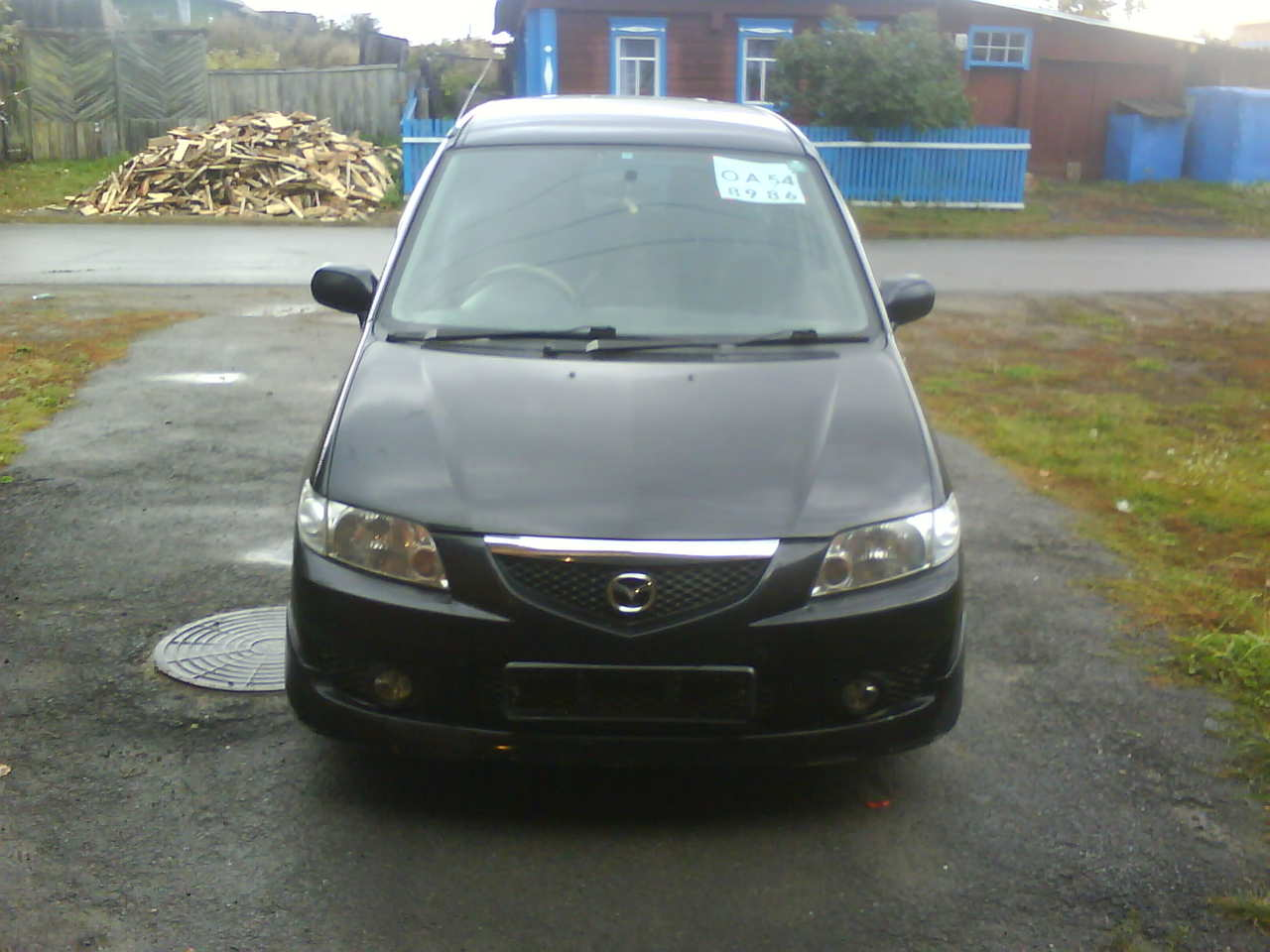 2001 mazda premacy pics 1 8 gasoline ff automatic for sale. Black Bedroom Furniture Sets. Home Design Ideas