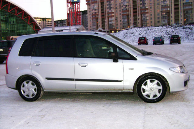 2003 mazda premacy pictures gasoline ff automatic for sale. Black Bedroom Furniture Sets. Home Design Ideas