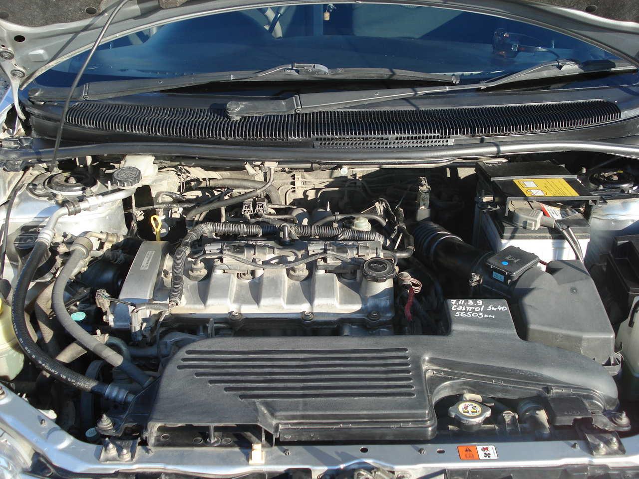 Mazda Premacy Pictures L Gasoline FF Automatic For Sale - Mazda premacy problems