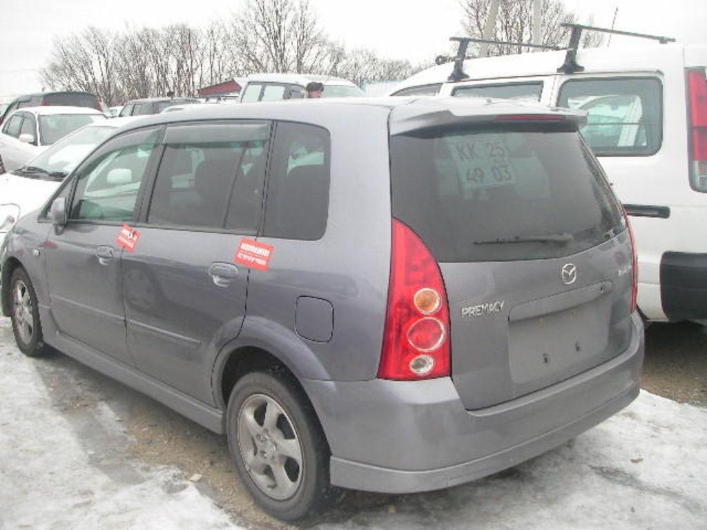 Mazda Premacy Pictures - Mazda premacy problems