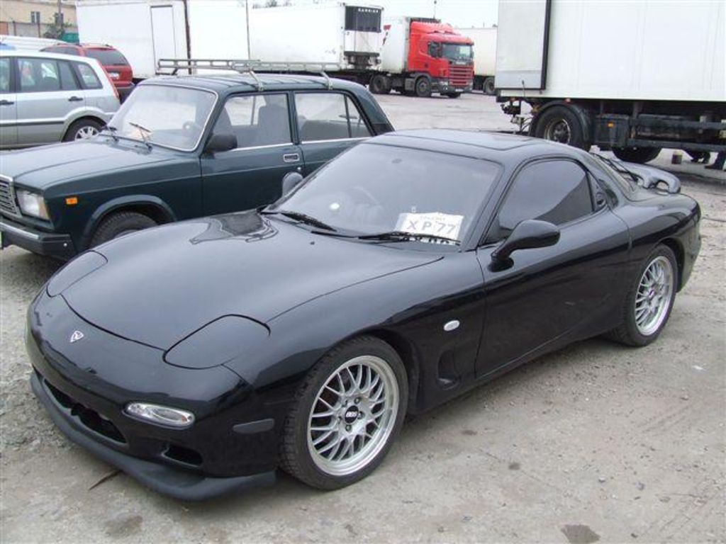 1993 mazda rx 7 pictures. Black Bedroom Furniture Sets. Home Design Ideas