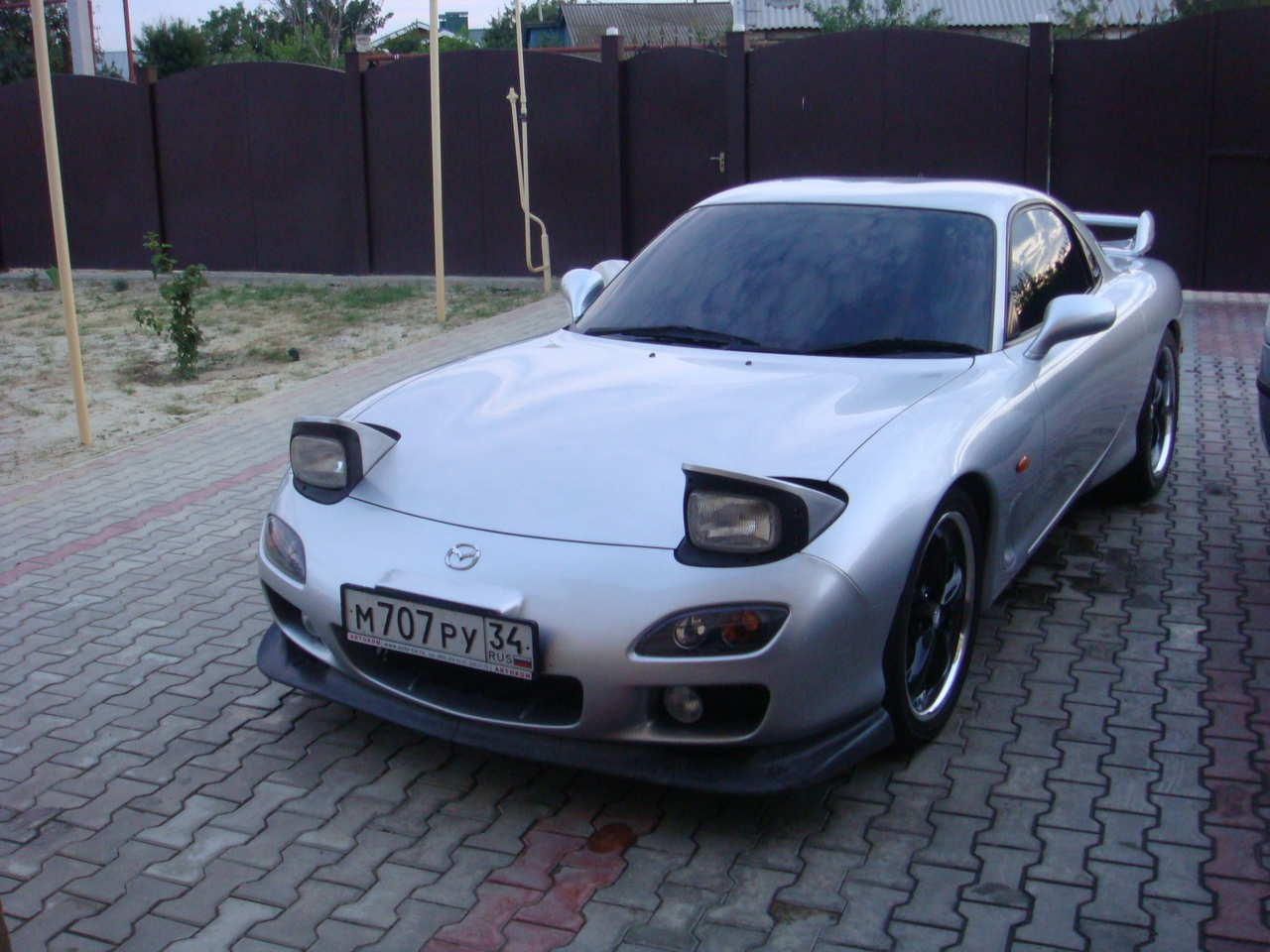 2002 mazda rx 7 photos 1 3 gasoline fr or rr manual for sale. Black Bedroom Furniture Sets. Home Design Ideas