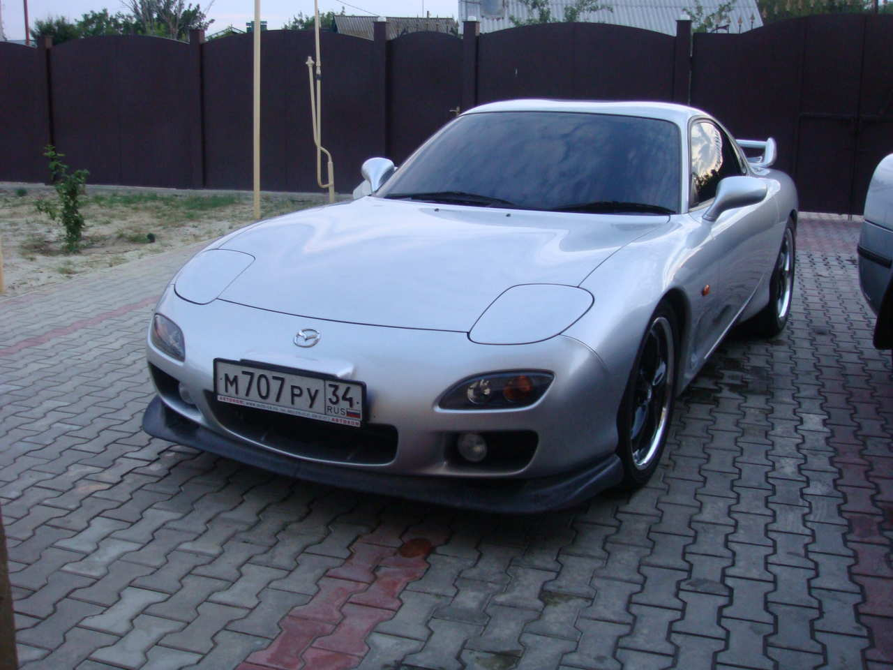 2002 mazda rx 7 pics 1 3 gasoline fr or rr manual for sale. Black Bedroom Furniture Sets. Home Design Ideas