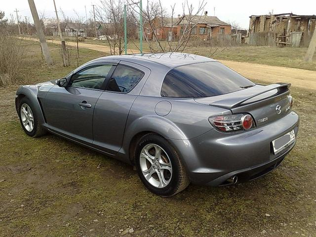 2005 mazda rx 8 pictures gasoline fr or rr. Black Bedroom Furniture Sets. Home Design Ideas