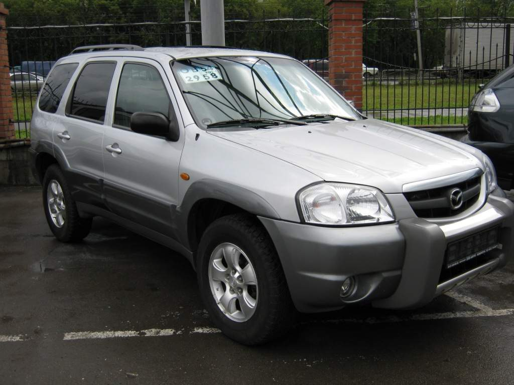 used 2001 mazda tribute photos 3000cc gasoline. Black Bedroom Furniture Sets. Home Design Ideas