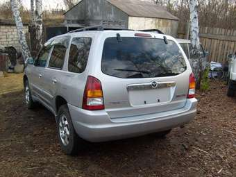 2002 Mazda Tribute Pictures