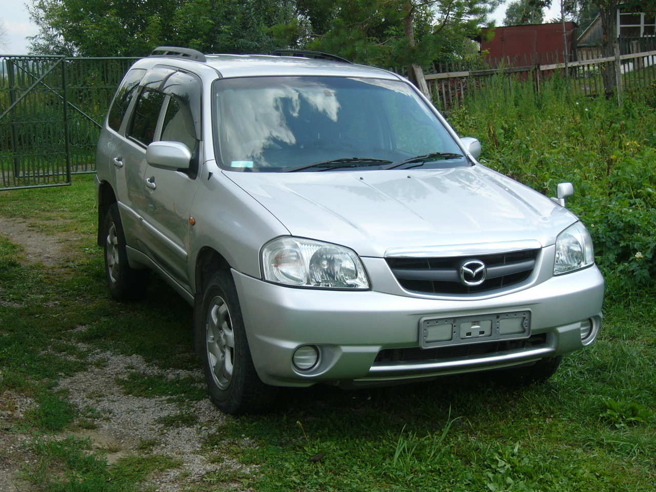 Photo 1 enlarge photo 1280x960 2002 mazda tribute pictures