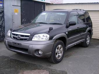2004 Mazda Tribute Photos