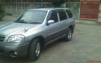 2004 Mazda Tribute Pictures