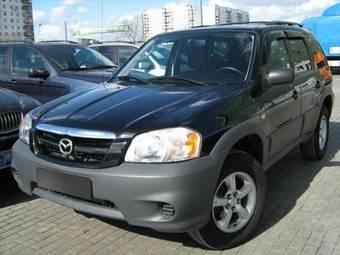 2006 Mazda Tribute Pictures, 2.3l., Gasoline, Automatic For Sale