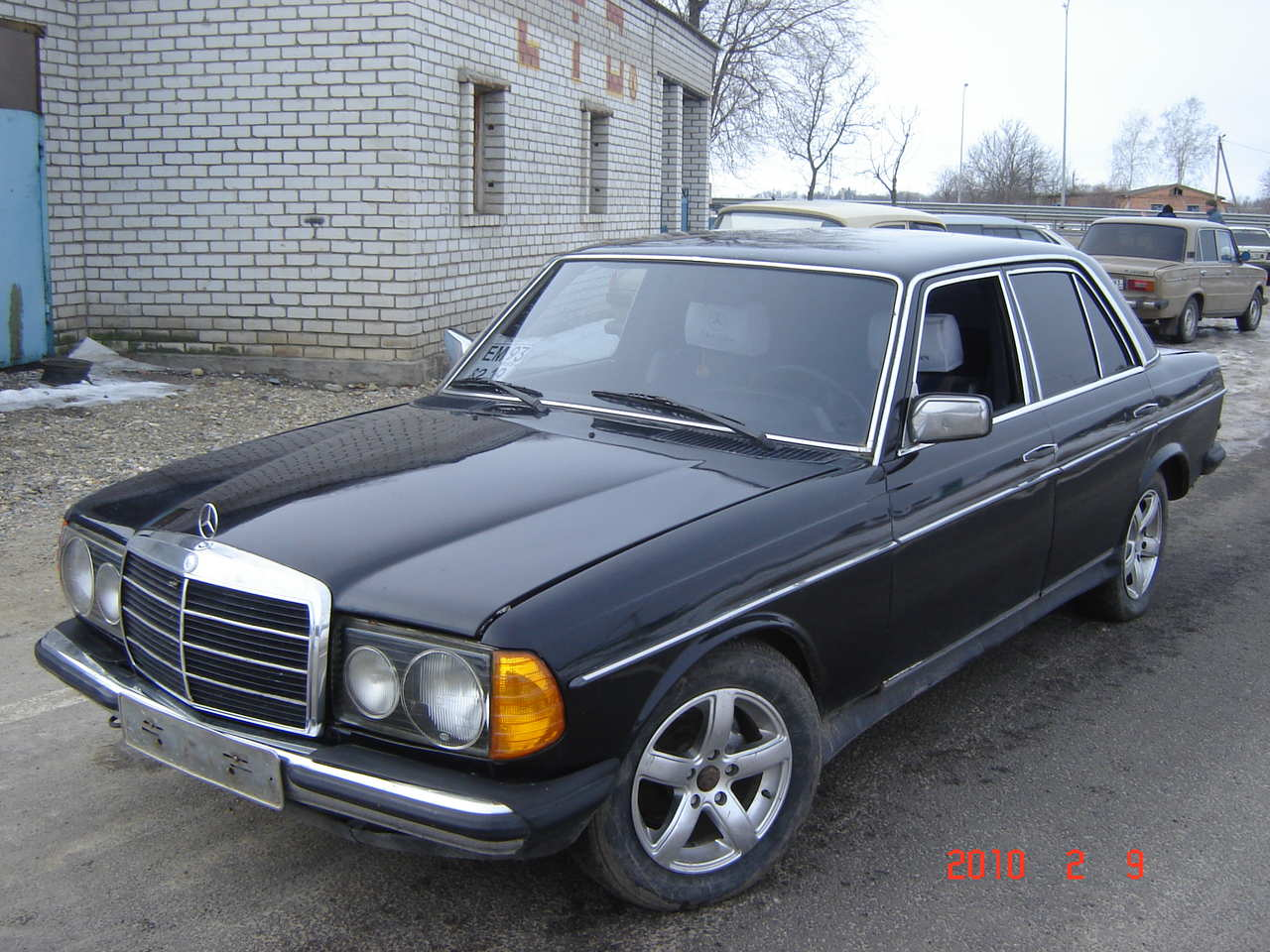 1978 mercedes benz 190 pictures 2400cc diesel fr or rr