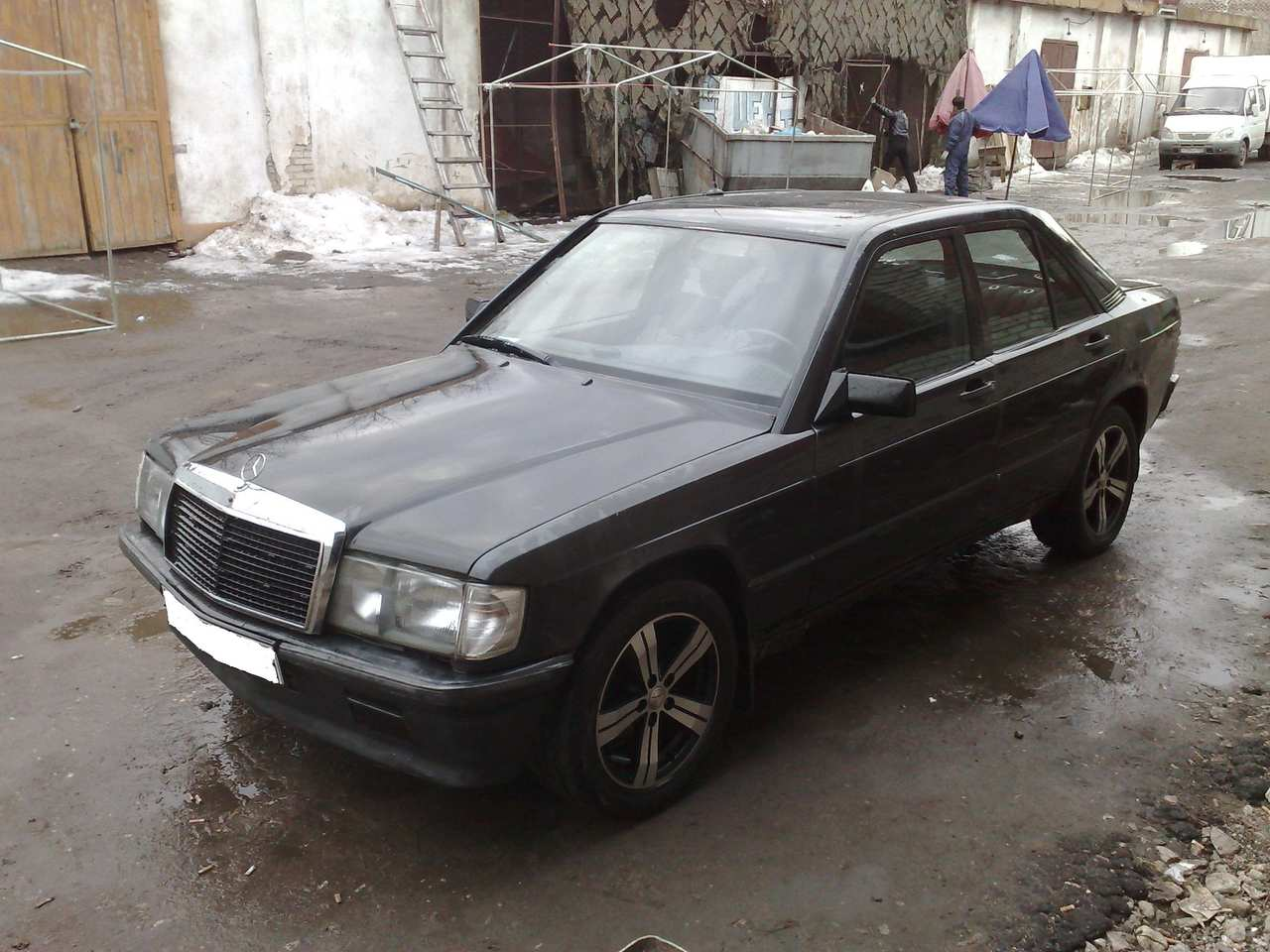 1985 mercedes benz 190 pictures gasoline fr or rr for Mercedes benz 190 for sale
