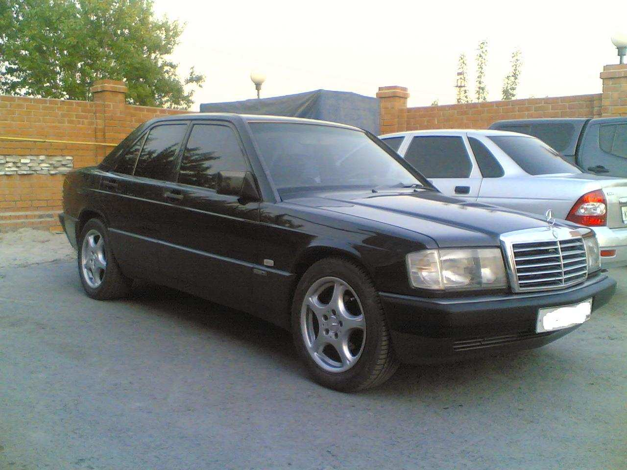 1991 mercedes benz 190 pictures 2600cc gasoline fr or for Mercedes benz 190 for sale