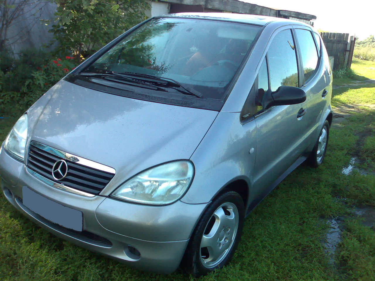 1999 mercedes benz a class pictures 1700cc diesel ff automatic for sale. Black Bedroom Furniture Sets. Home Design Ideas