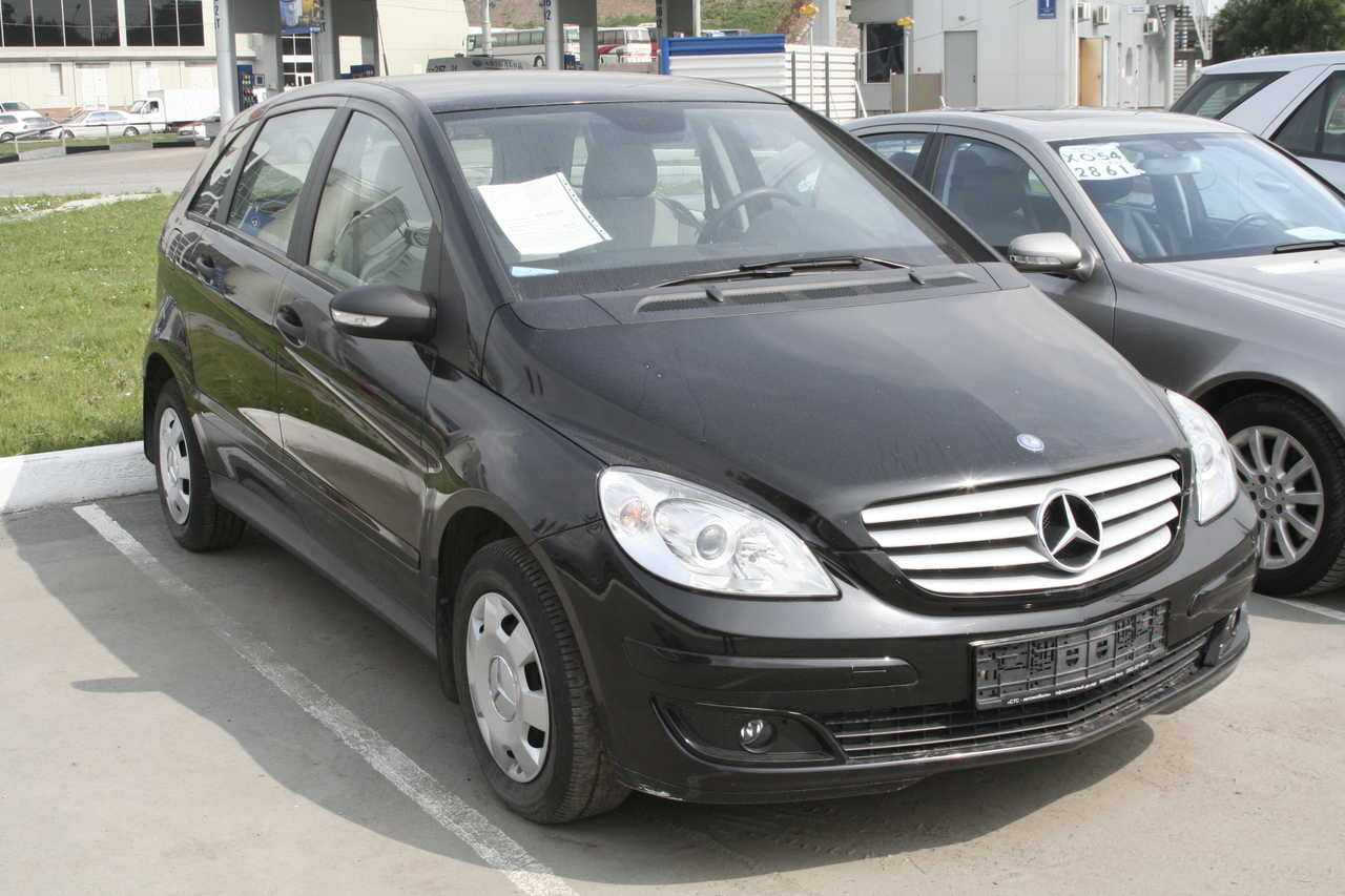 used 2006 mercedes benz b class photos 1700cc gasoline fr or rr for sale. Black Bedroom Furniture Sets. Home Design Ideas