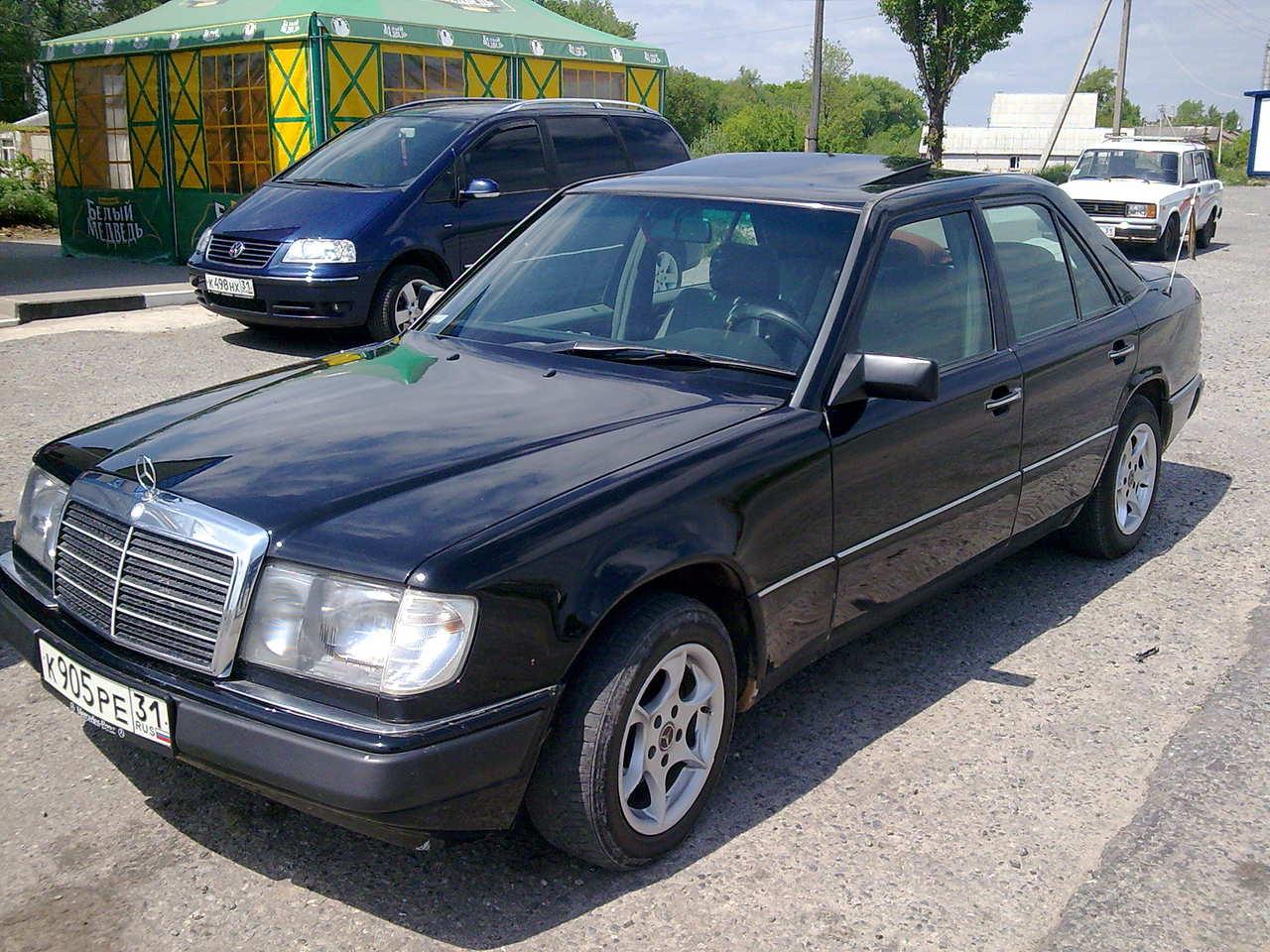 1992 mercedes benz c class photos 3 0 diesel fr or rr for Mercedes benz 1992