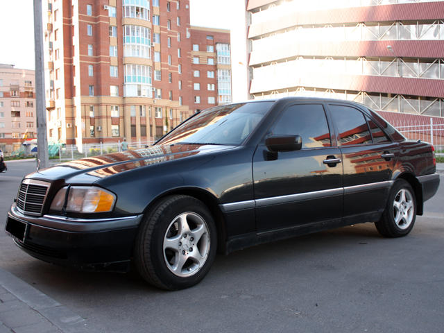 1996 mercedes benz c class photos 2 2 gasoline fr or rr for 1996 mercedes benz c class