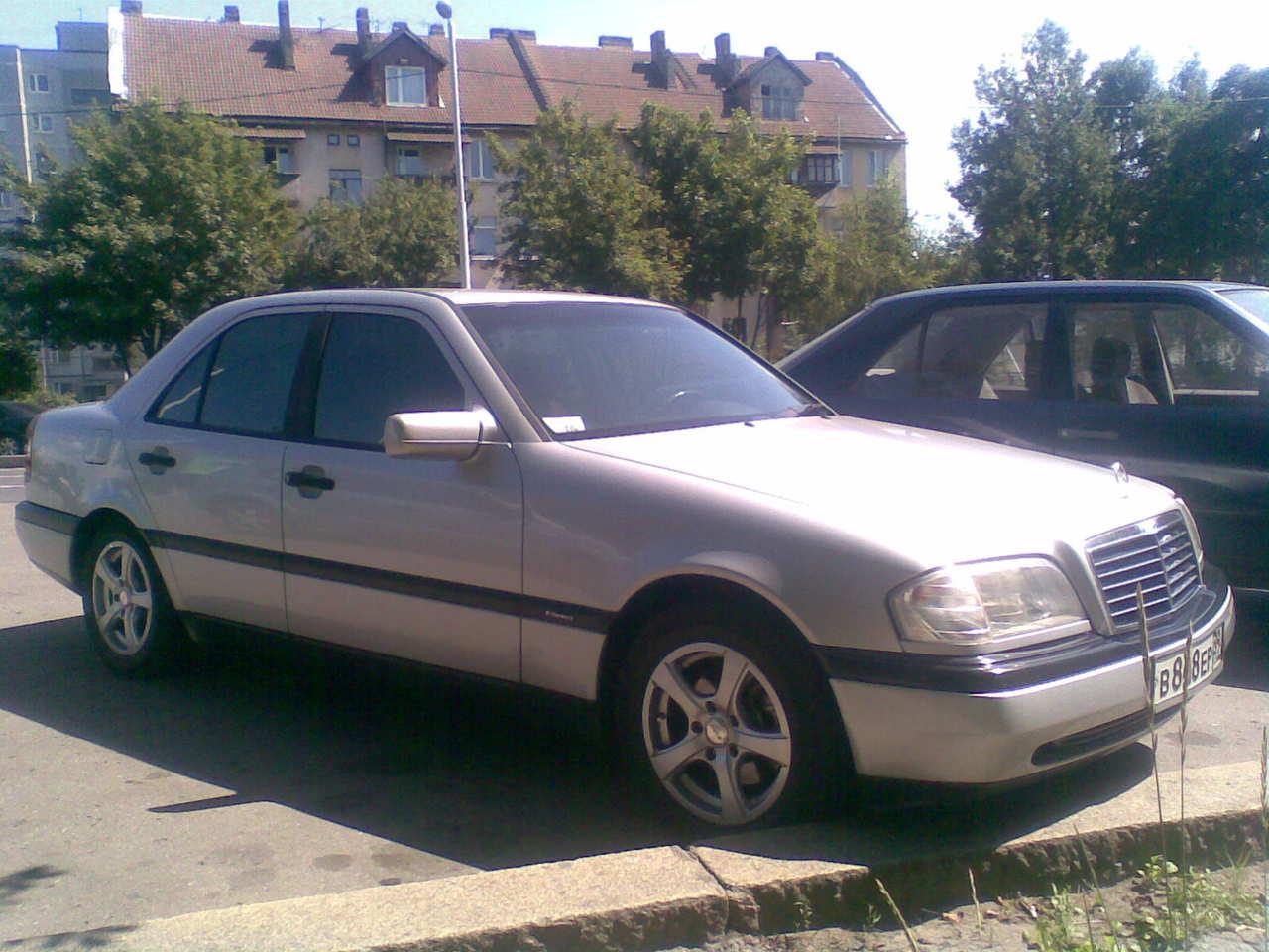 1996 mercedes benz c class pictures 1800cc gasoline fr for 1996 mercedes benz c class