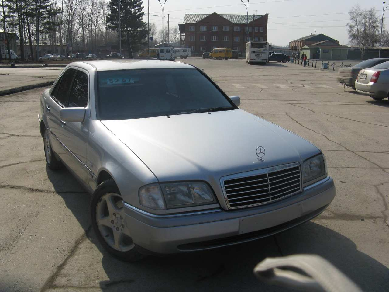 1997 mercedes benz c class pictures 1800cc gasoline fr for Common problems with mercedes benz c class
