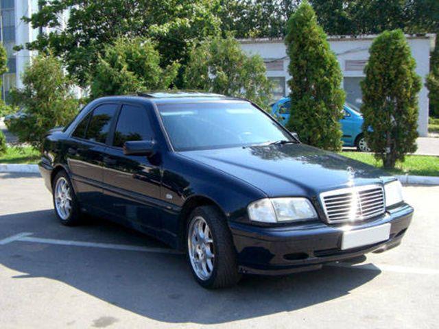 Used 1998 mercedes benz c class photos for Mercedes benz c class 1998