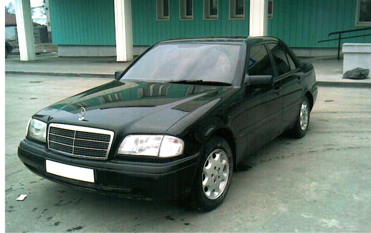 1998 mercedes benz c class pics 2 0 gasoline fr or rr for Mercedes benz c class 1998