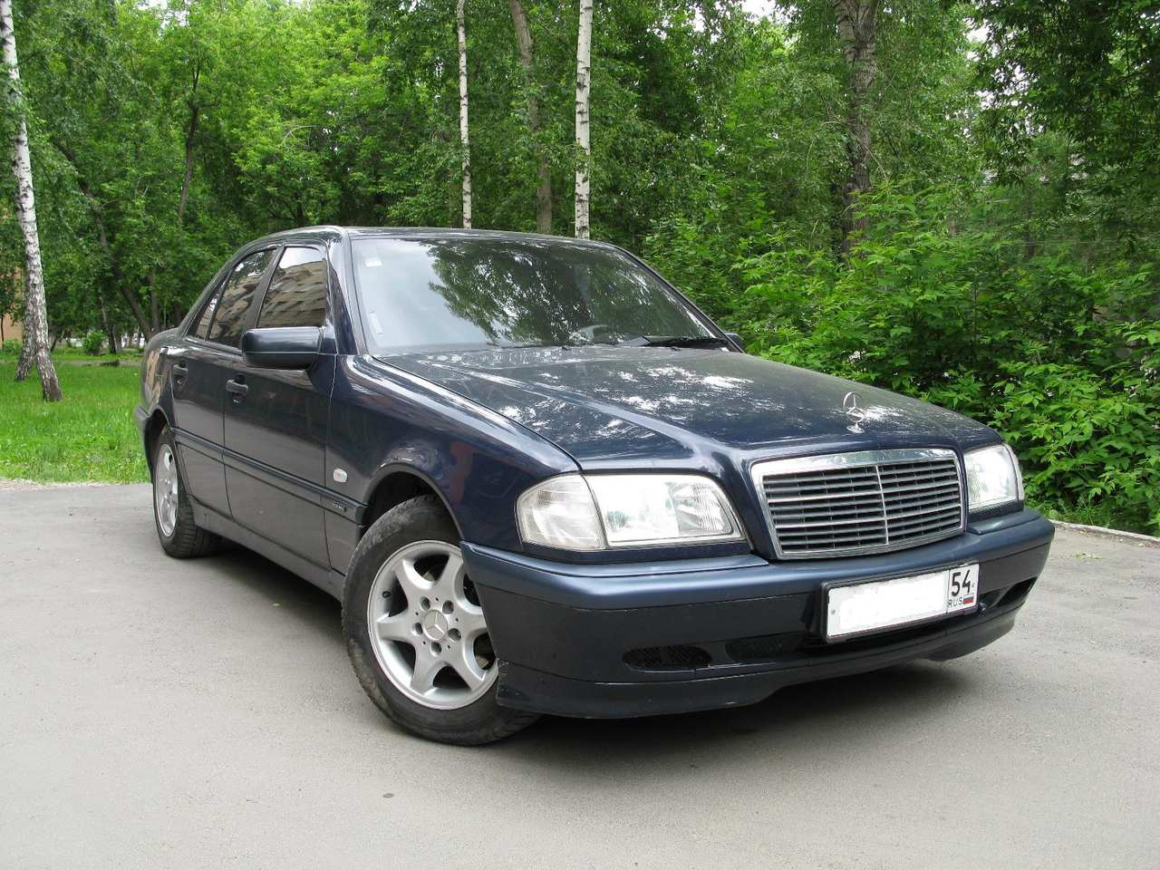 1998 Mercedes Benz C-class Photos, 2.0, Gasoline, FR or RR, Manual ...