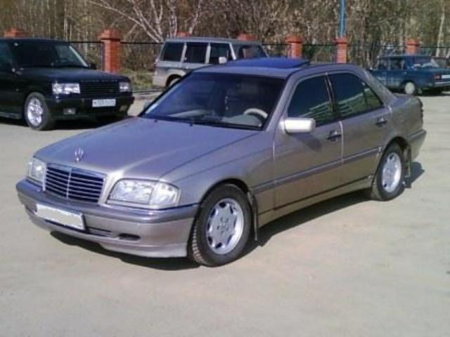 1999 mercedes benz c class for sale 2 3 gasoline fr or for Mercedes benz c class 1999 for sale