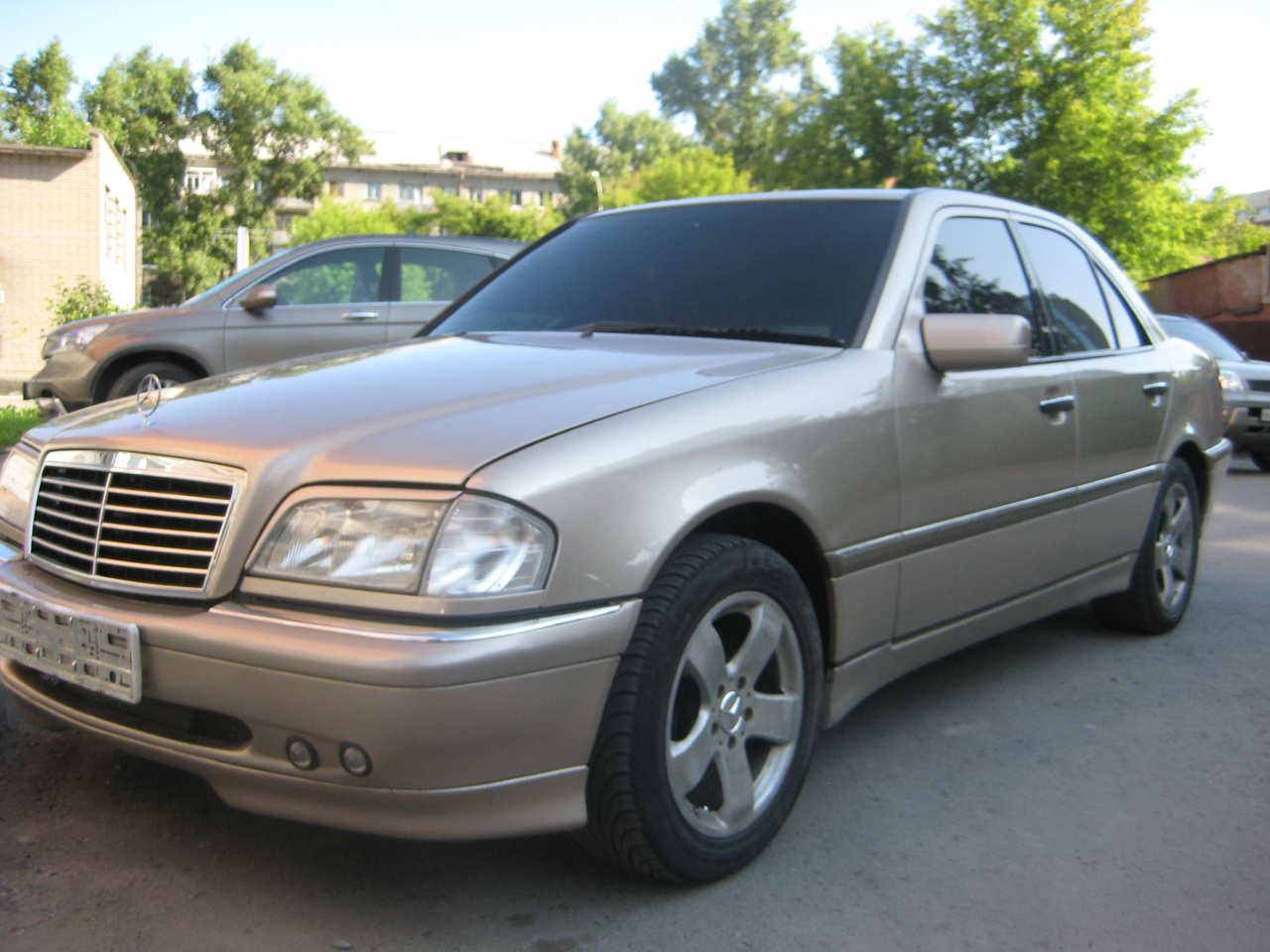 1999 mercedes benz c class pictures gasoline fr or rr automatic for sale. Black Bedroom Furniture Sets. Home Design Ideas