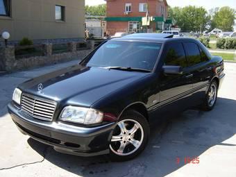 Used 1999 mercedes benz c class photos 2800cc gasoline for Mercedes benz c class 1999 for sale