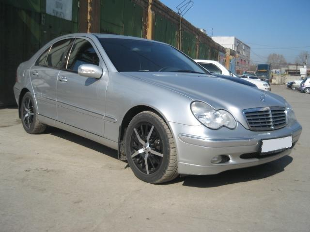 2002 mercedes benz c class wallpapers gasoline fr or rr for 2002 mercedes benz c class