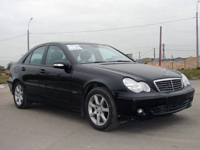 2006 mercedes benz c class images for Common problems with mercedes benz c class