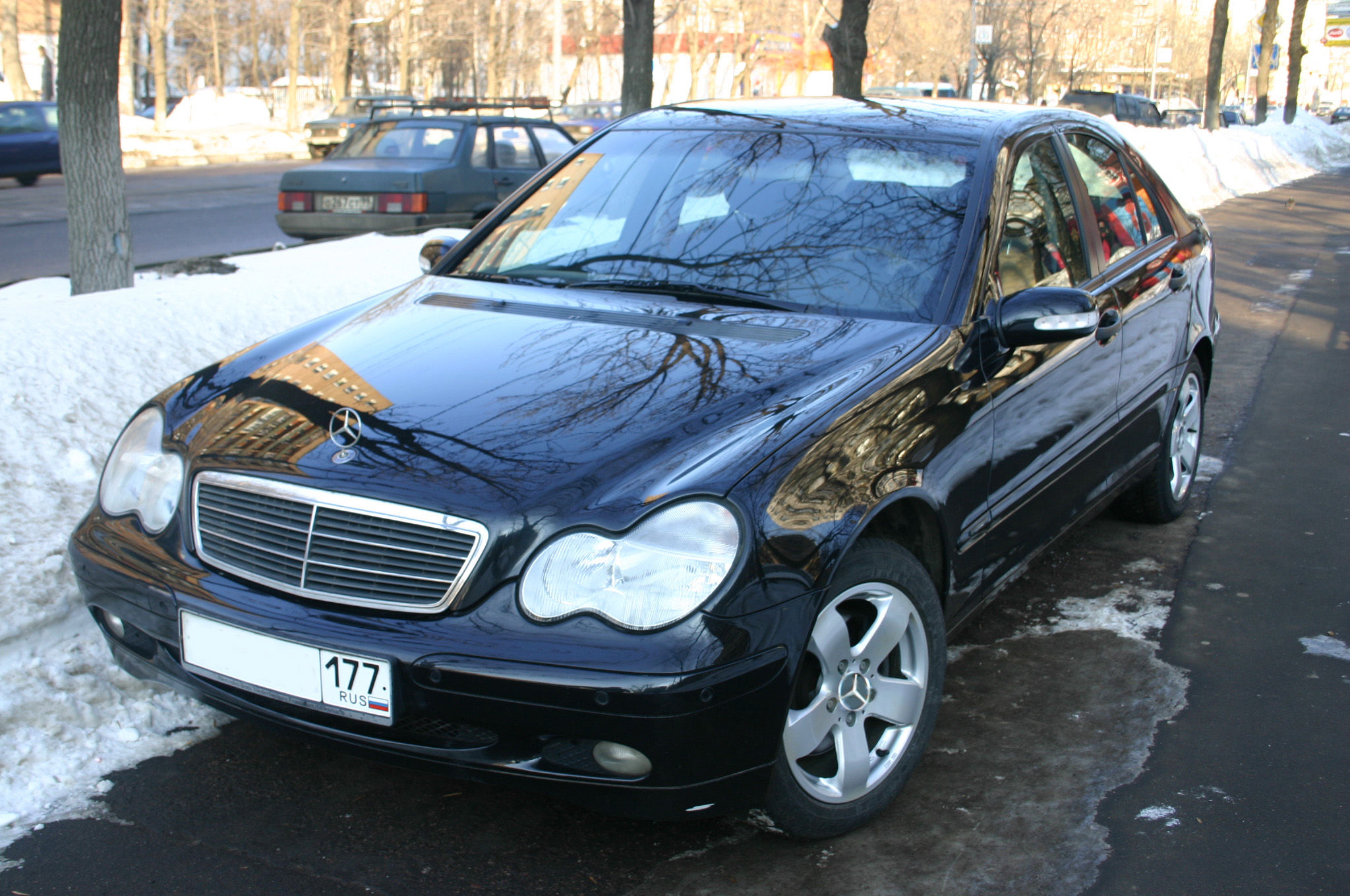 2001 mercedes benz c240 pictures for sale