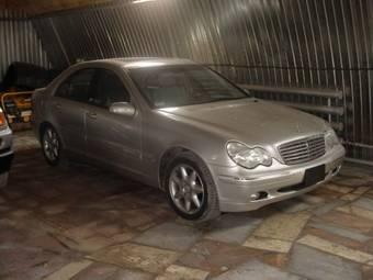 Used 2002 mercedes benz c240 photos 2400cc gasoline fr for Mercedes benz 2002 c240 price