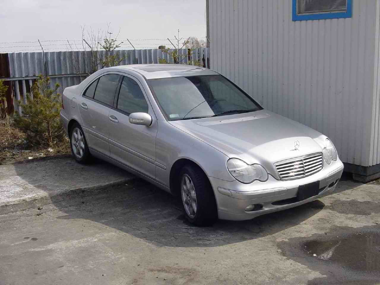 2002 mercedes benz c240 pictures for sale