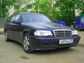 1999 Mercedes Benz C280 Photos 2 8 Gasoline Fr Or Rr