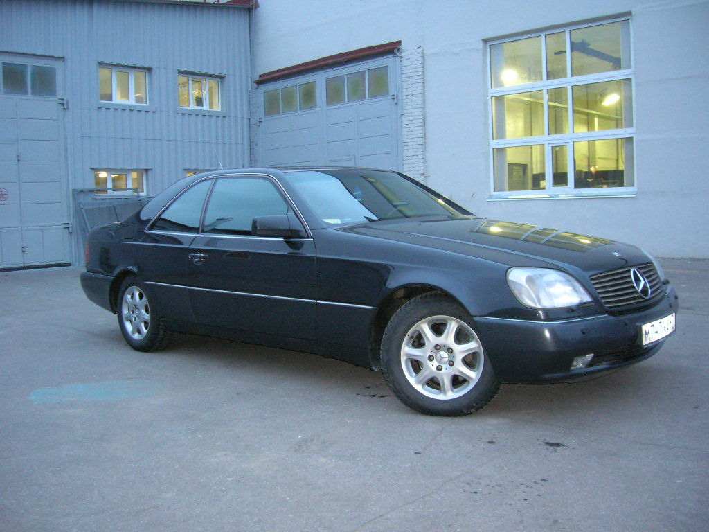 1994 mercedes benz cl600 pictures for sale for Mercedes benz cl600 for sale