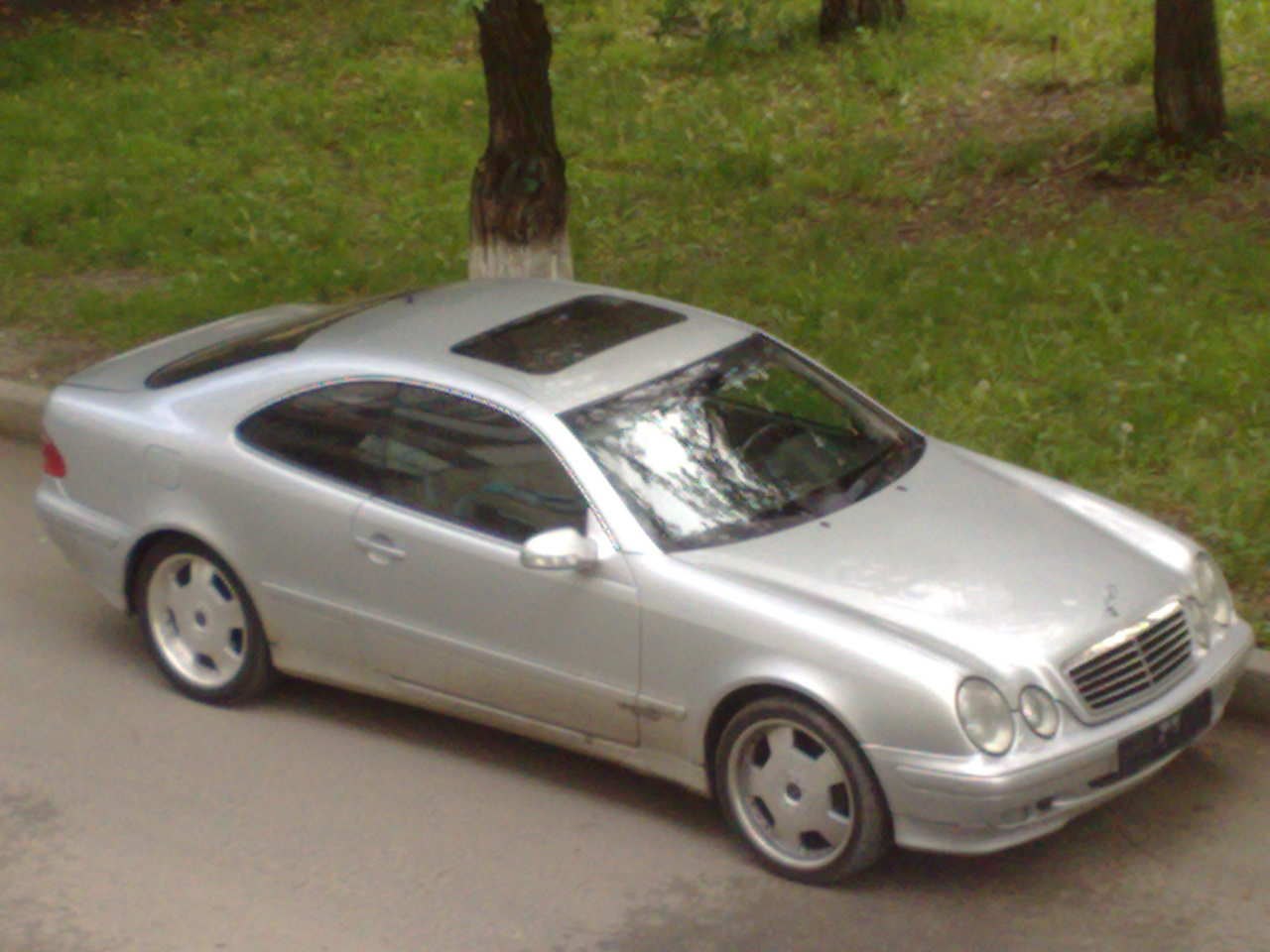 2000 mercedes benz clk class for sale 3200cc gasoline for Mercedes benz clk500 for sale